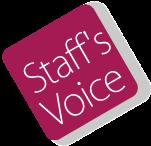 staff's voice