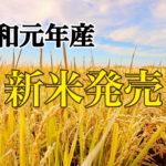 新米発売,新米,米,東神楽,旭川,やぎぬま