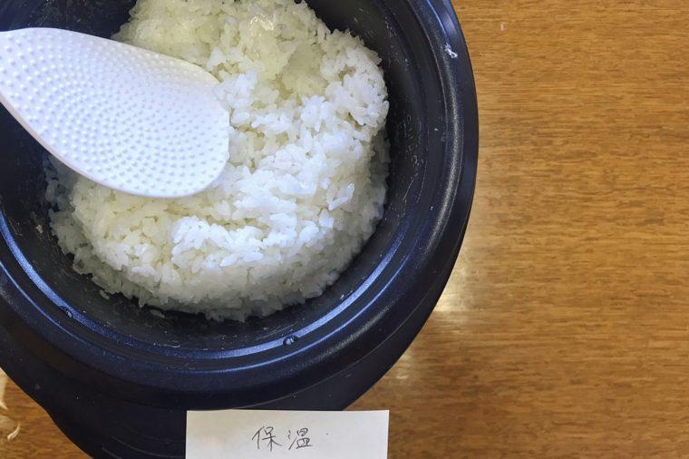 米,北斗米,食味試験,やぎぬま,東神楽,旭川,米屋,保温